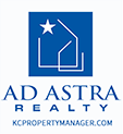 Ad Astra Realty - KC Property Manager Logo
